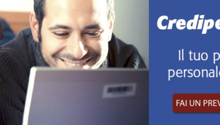 Prestito personale on-line Crediper Web